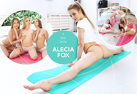 A day with Alecia Fox