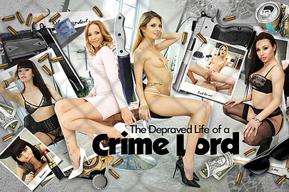 The Depraved Life of a Crime Lord
