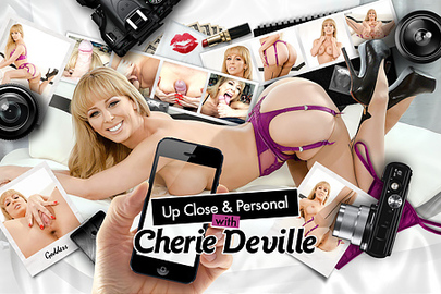 Up Close & Personal with Cherie Deville
