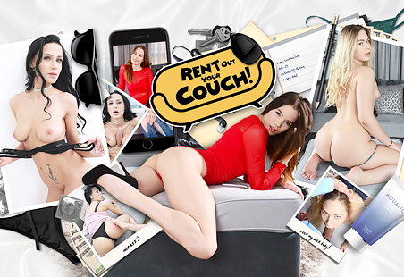 Rent Out Your Couch!