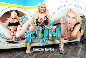 Having Fun with Kenzie Taylor