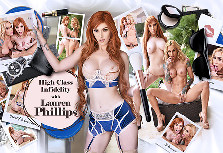 High Class Infidelity with Lauren Phillips