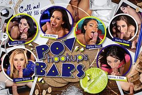 POV Hookups in Bars