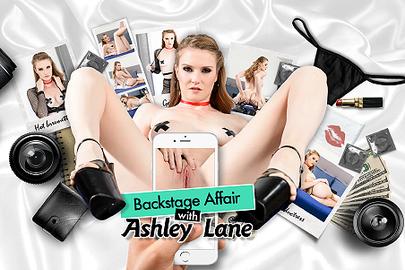 Backstage Affair with Ashley Lane