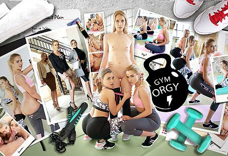 Gym Orgy