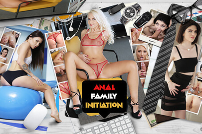 Anal Family Initiation
