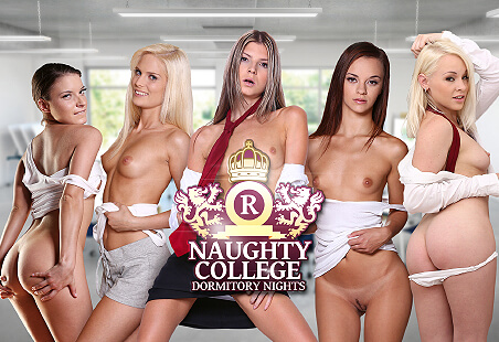 Naughty College - Dormitory Nights