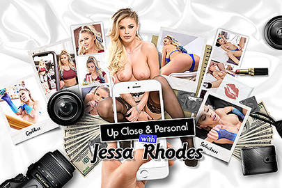 Up Close & Personal with Jessa Rhodes