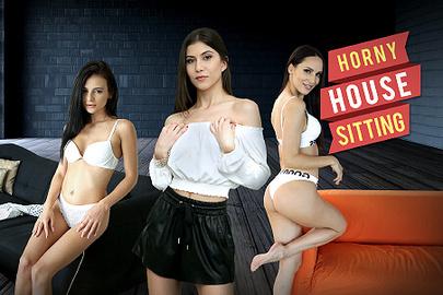 Horny House Sitting