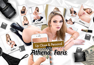 Up Close & Personal with Athena Faris