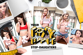 Your Foxy Little Step-Daughters
