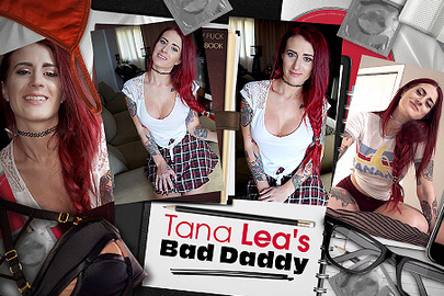 Tana Lea's Bad Daddy