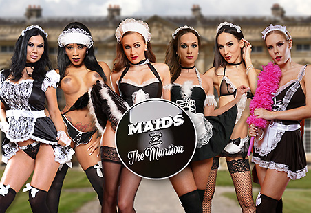 Maids of the Mansion