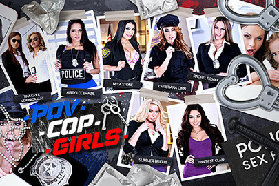 POV Cop Girls