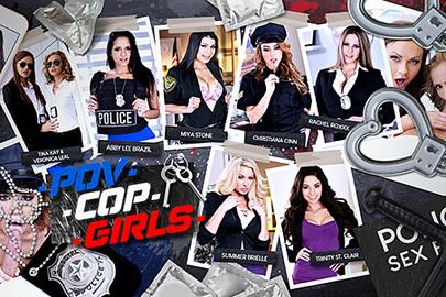 POV Cop Girls