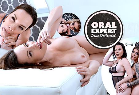 Oral Expert Dana DeArmond