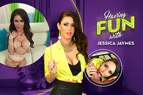 Having Fun with Jessica Jaymes