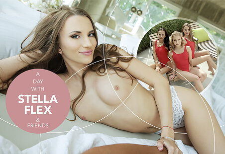 A day with Stella Flex & friends