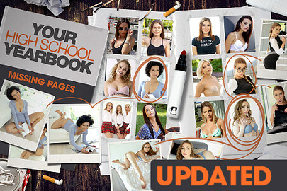 Your High School Yearbook - Missing Pages