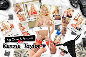 Up Close & Personal with Kenzie Taylor