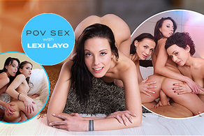 POV Sex with Lexi Layo