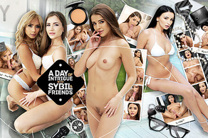A day of Intrigue with Sybil, Alyssia & Friends