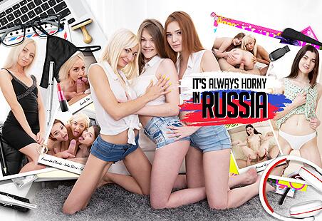 It's Always Horny in Russia