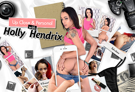 Up Close & Personal with Holly Hendrix