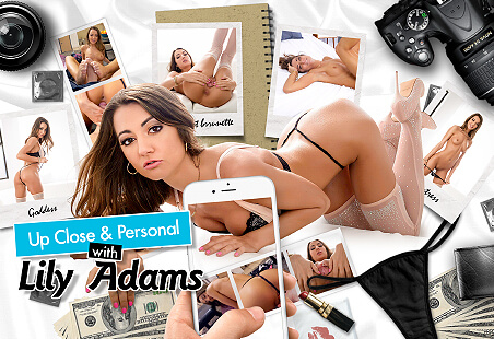 Up Close & Personal with Lily Adams