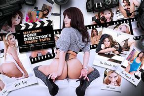 Self-Made Porn Director's Secret Tapes