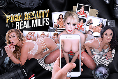 Porn Reality with Real MILFs