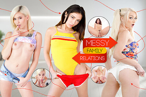 Messy Family Relations