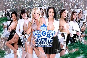 Naughty College - Winter Break