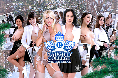 Naughty College - Winter Break