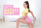 Having Fun with Natali Ruby