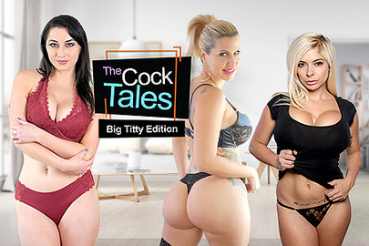 Cock Tales - Big Titty Edition