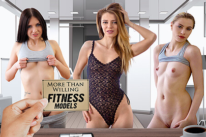 More Than Willing Fitness Models
