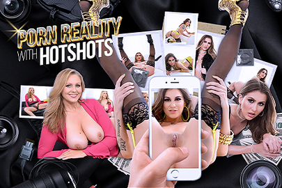Porn Reality with Hotshots