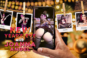 New Year's Eve with Joanna Angel