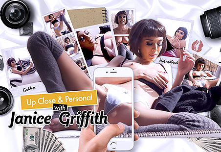 Up Close & Personal with Janice  Griffith