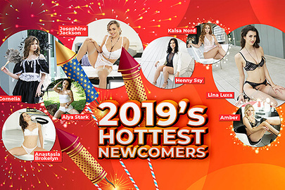 2019's Hottest Newcomers