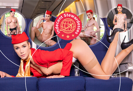 Indecent Stewardesses