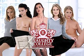 Naughty College - The Superintendant