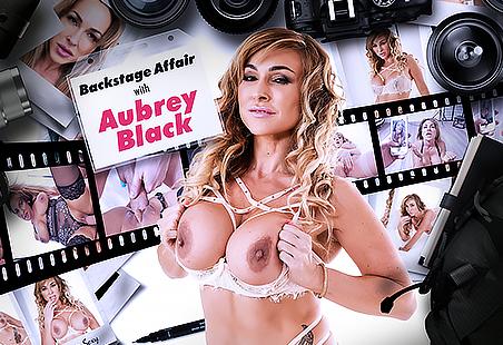 Backstage Affair with Aubrey Black