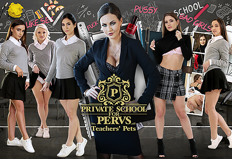 Private School For Pervs - Teachers' Pets
