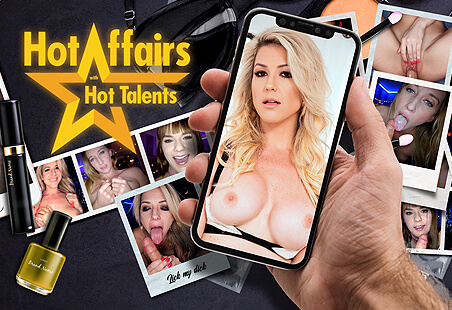 Hot Affairs with Hot Talents