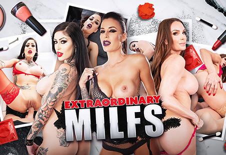 Extraordinary MILFs