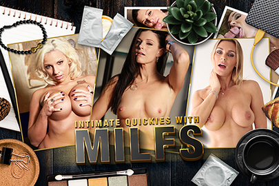 Intimate Quickies with MILFs