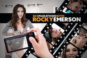 Sex Marathon with Rocky Emerson