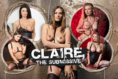 Claire, the Submissive